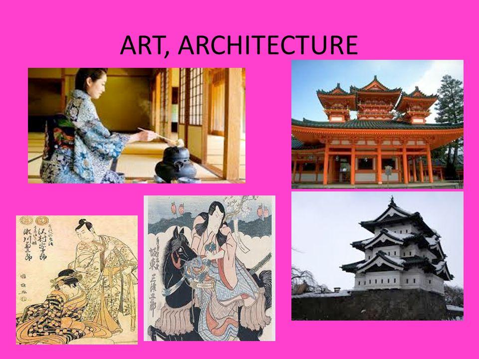 ART, ARCHITECTURE