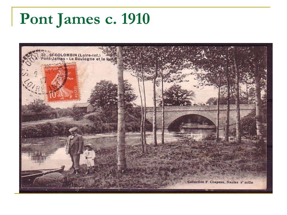 Pont James c. 1910
