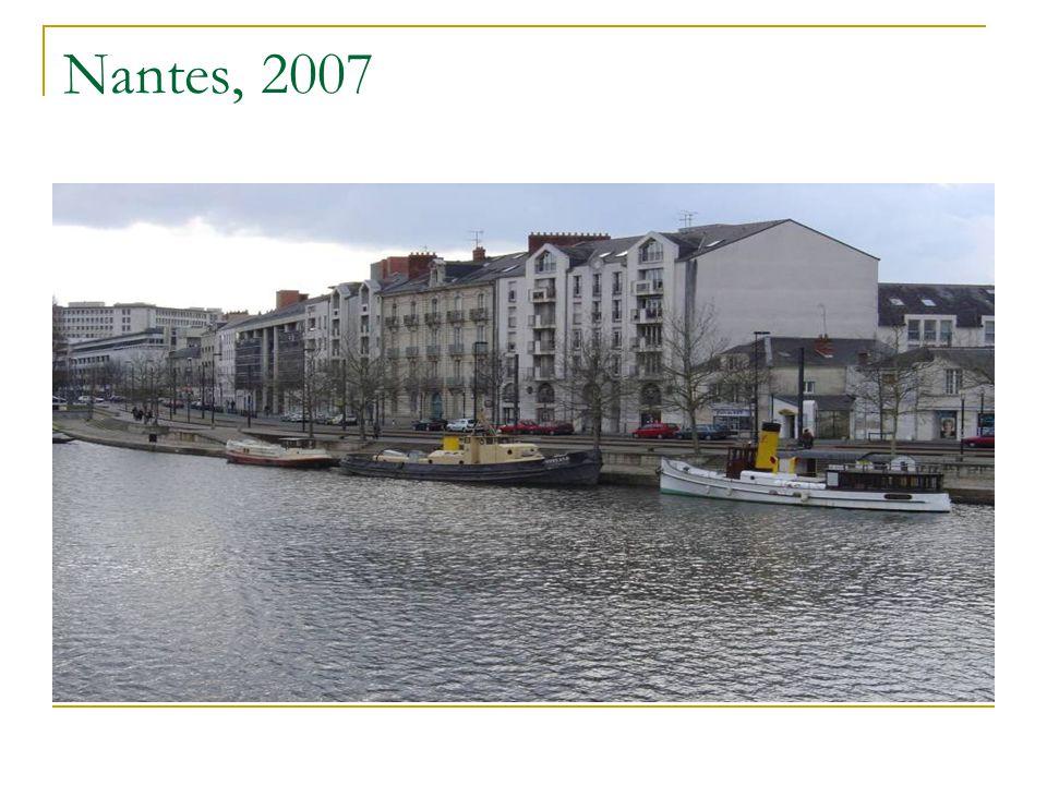 Nantes, 2007
