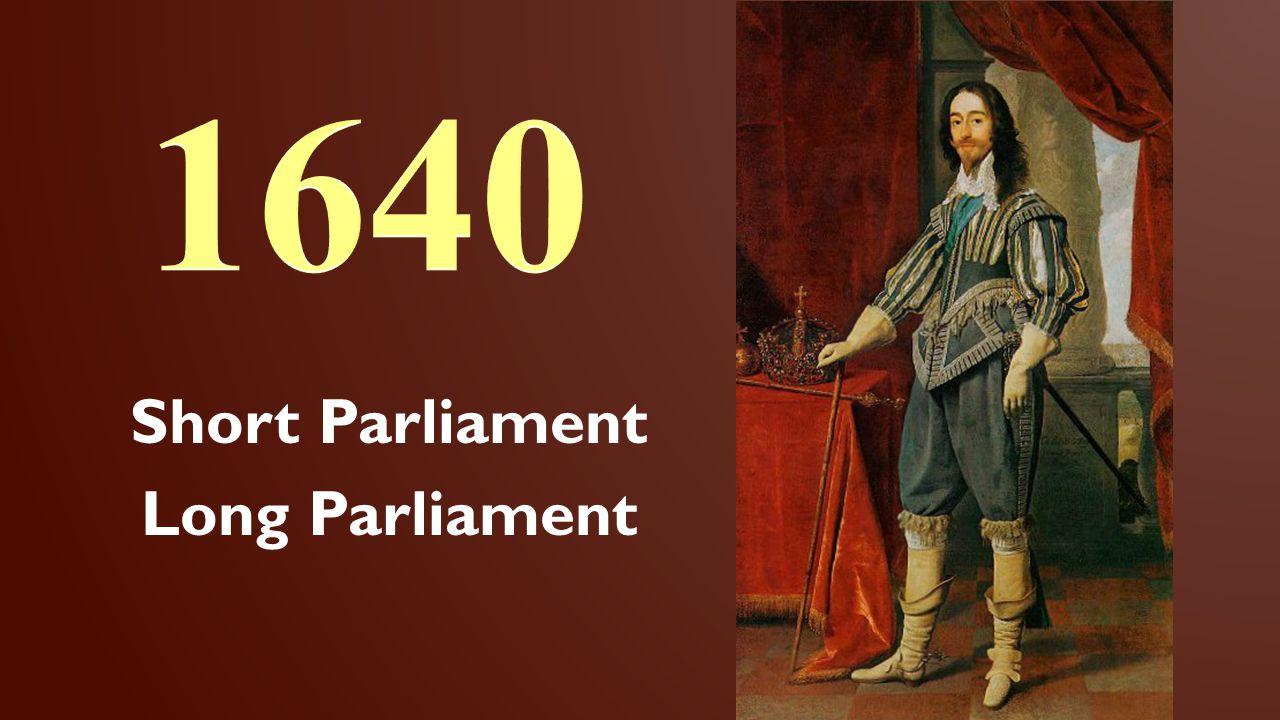 Short Parliament Long Parliament