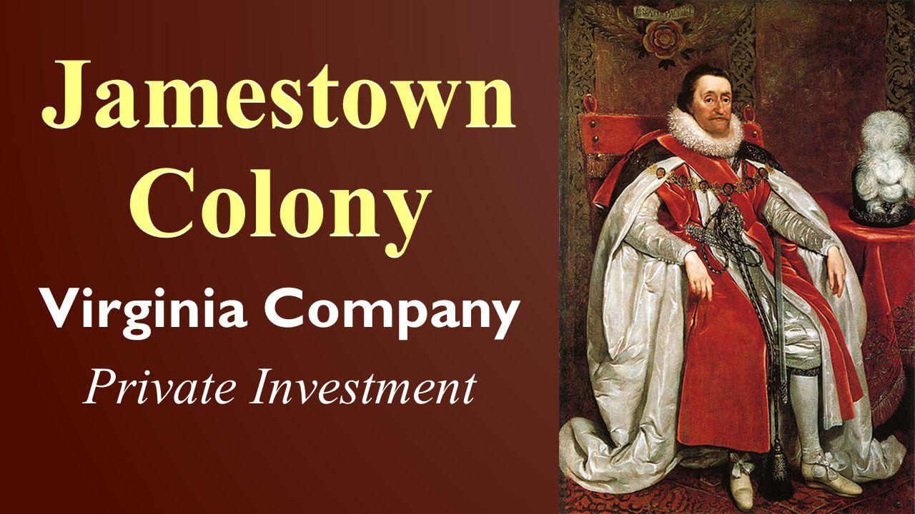 Virginia Company Private Investment