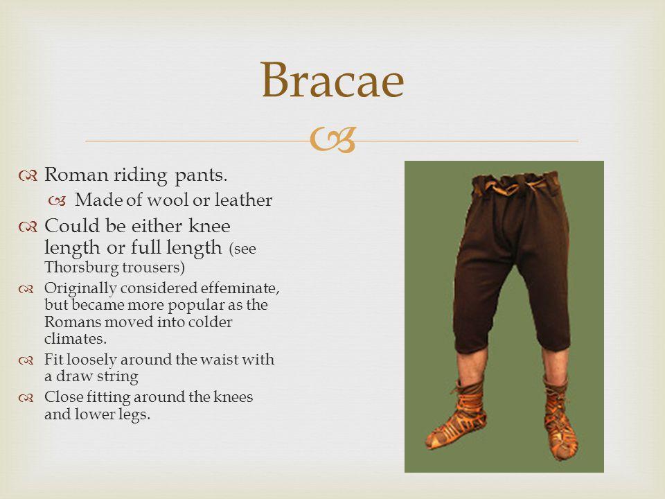   Waist sash, originally worn by the Roman military.