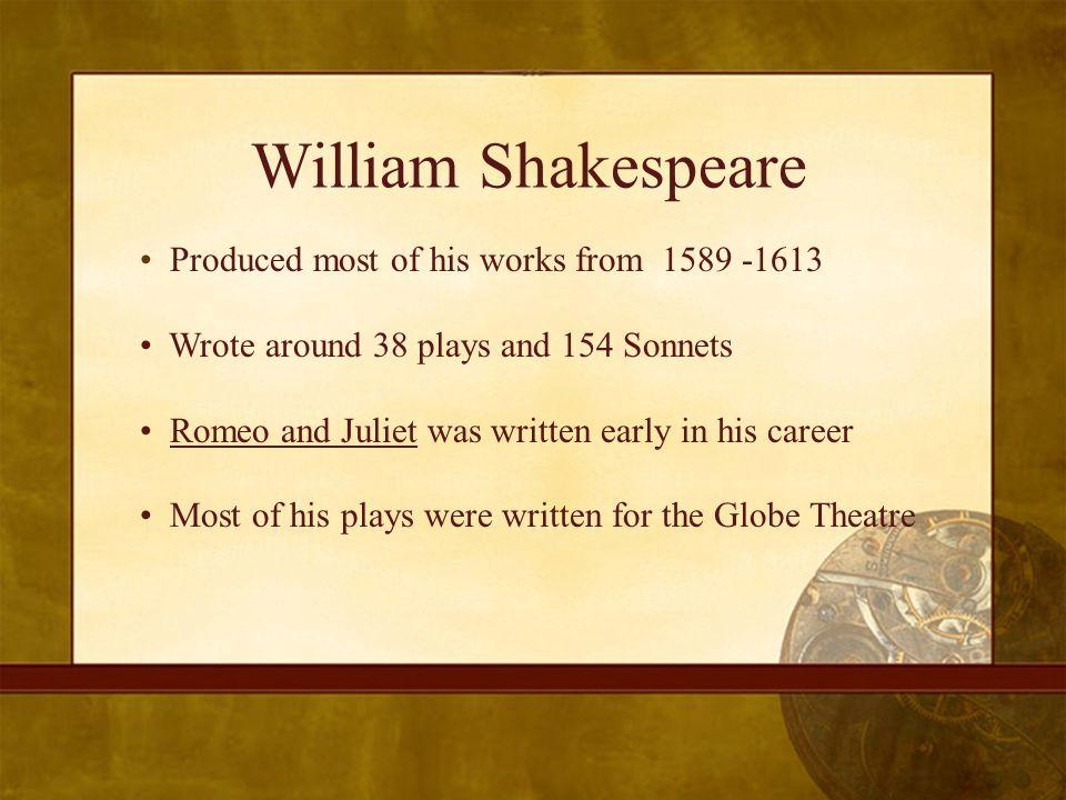 Shakespeare & Globe Theatre