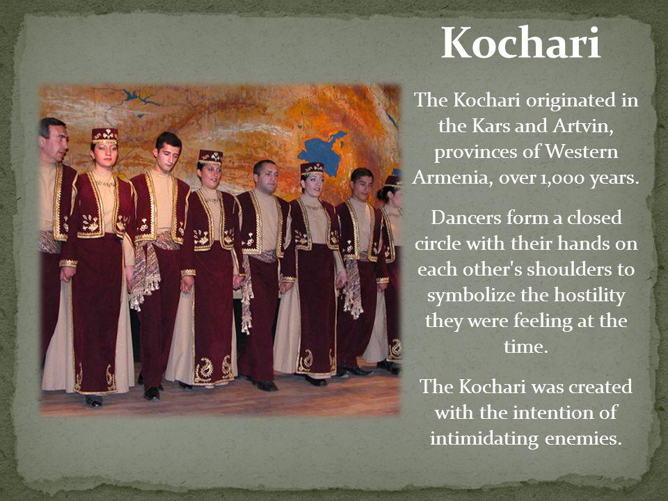 Armenian Dance Companies exist all over the world.