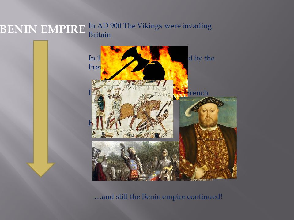 It started of as a small kingdom then soon became very powerful and started trading with the Europeans.