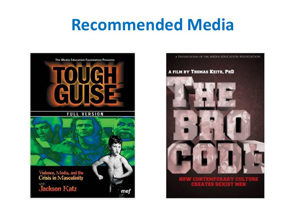 Recommended Media