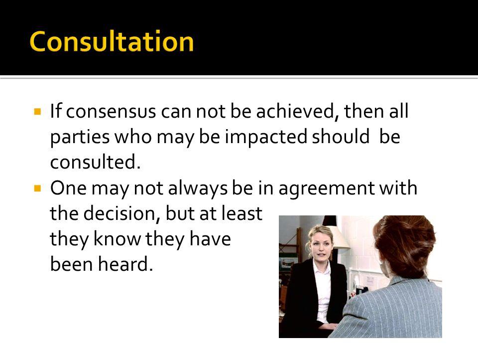 ConsultationConsultation