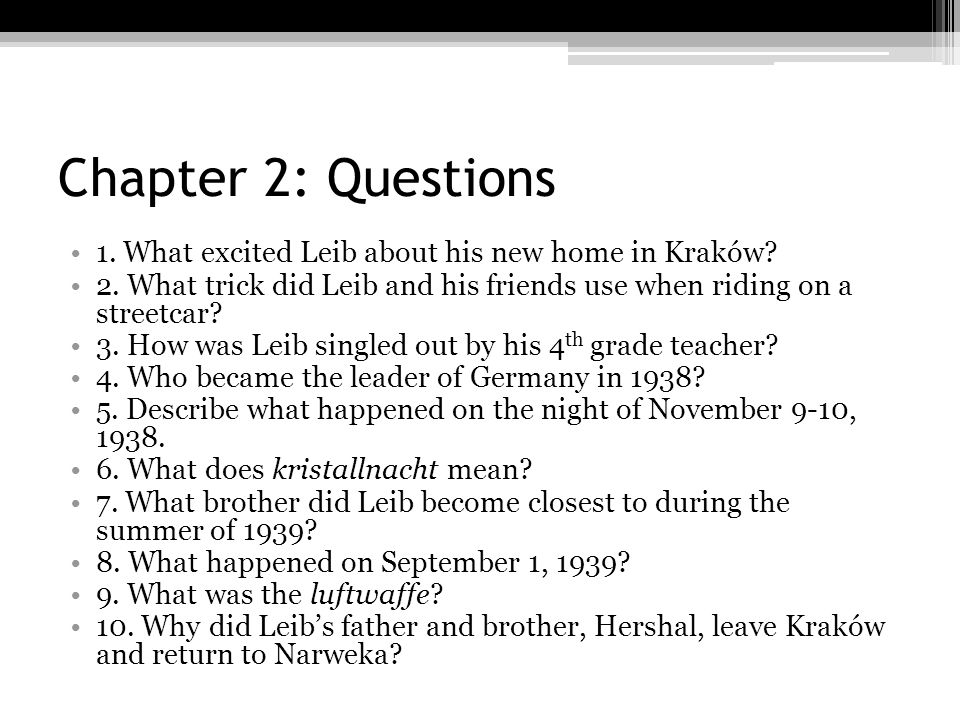 Chapter 9: Vocabulary Test Continued 6.We were speechless.
