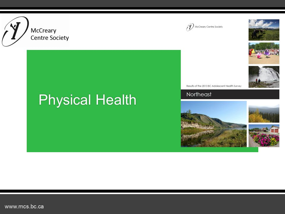 www.mcs.bc.ca Physical HealthPhysical Health
