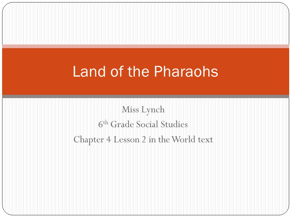 Life in the Old Kingdom- Egypt's Economy Since the pharaoh was considered a god, all things in Egypt belonged to the pharaoh.