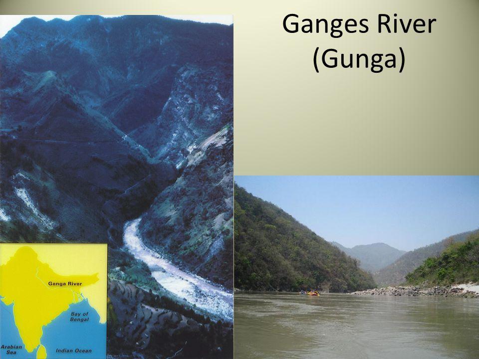 Ganges River (Gunga)