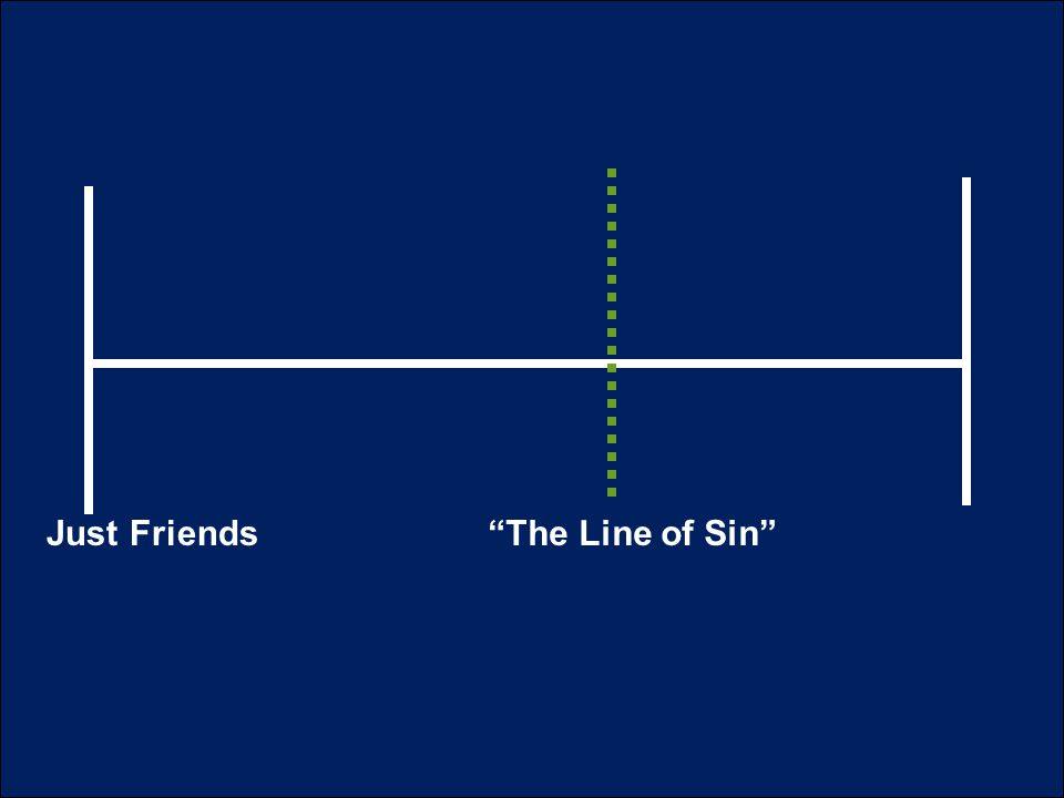 Just Friends The Line of Sin