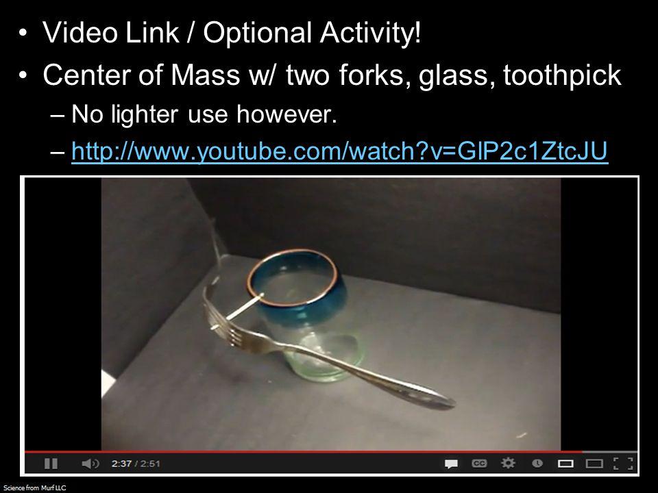 Video Link / Optional Activity.
