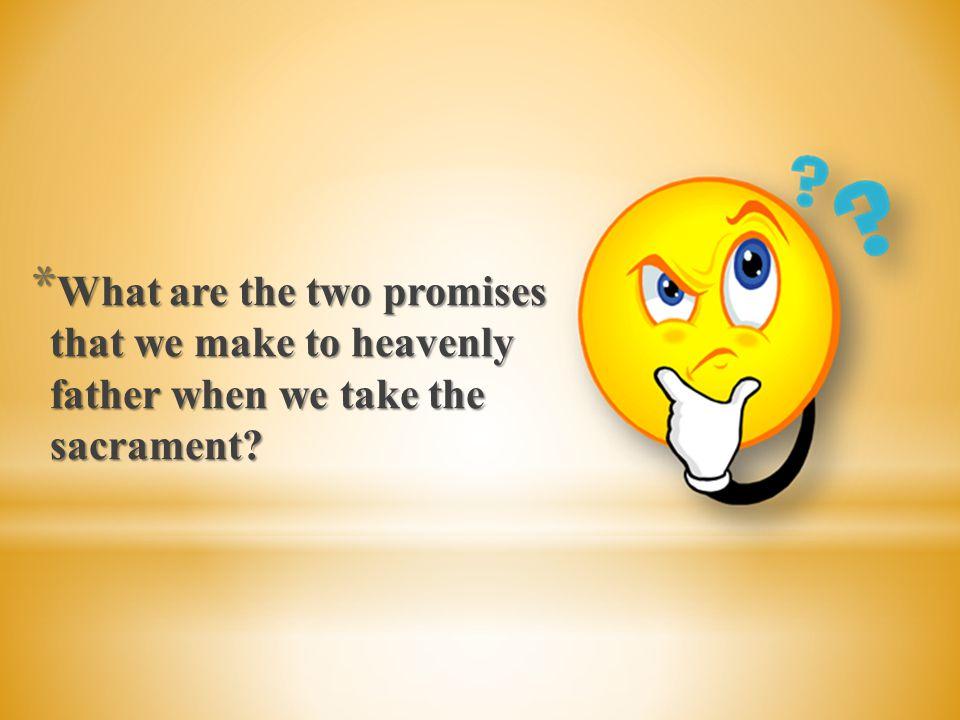 * Let's read Read Moroni 4:3.
