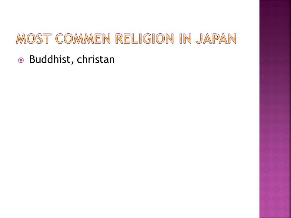  Buddhist, christan