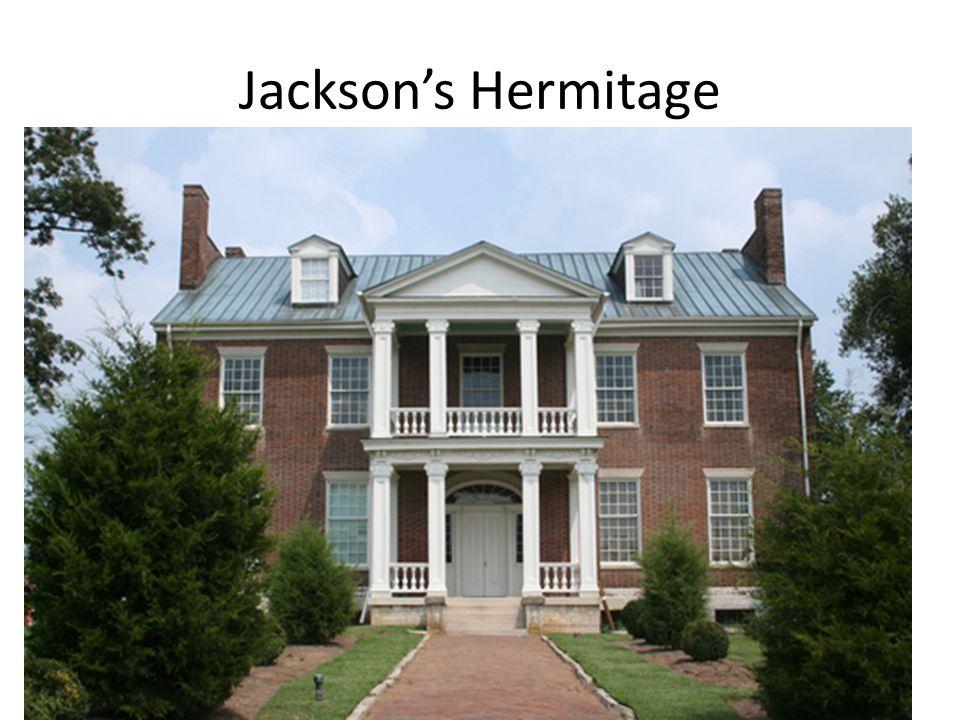 Jackson's Hermitage