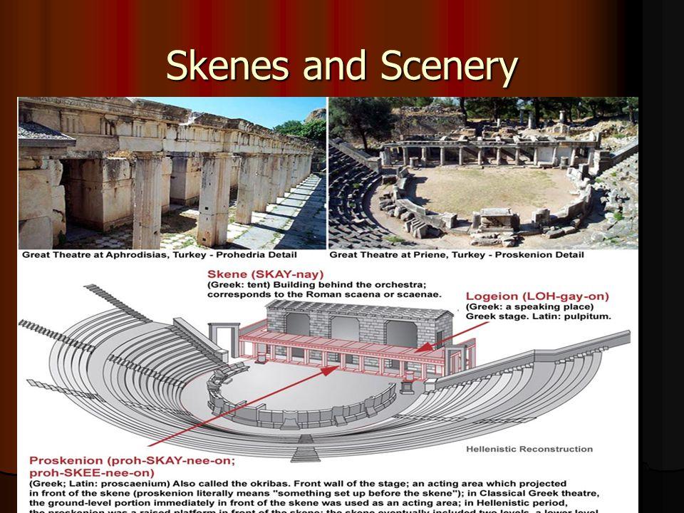 Skenes and Scenery