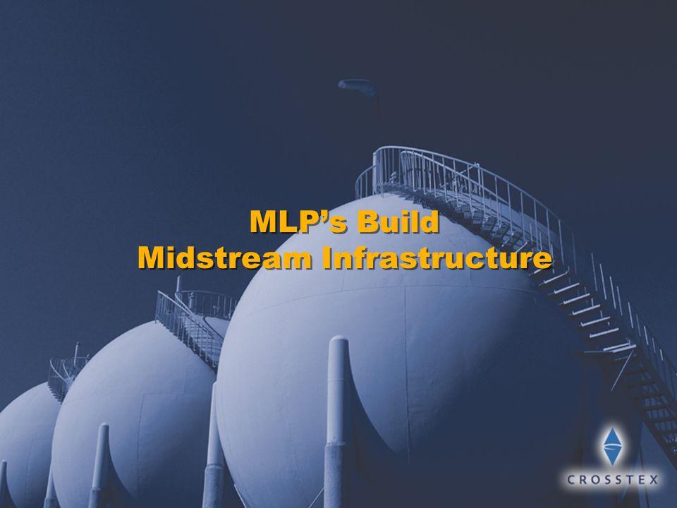MLP's Build Midstream Infrastructure