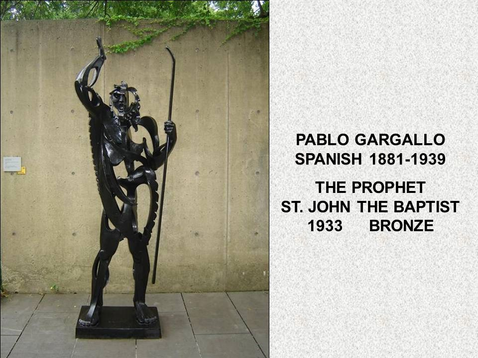 ISAMU NOGUCHI AMERICAN 1904-1988 NOH MUSICIANS 1958/1974 STAINLESS STEEL POLISHED AND BRUSHED