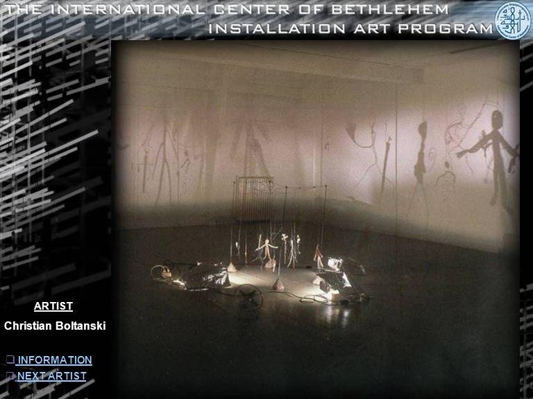 ARTIST Bill Viola  BACK BACK  NEXT ARTISTNEXT ARTIST