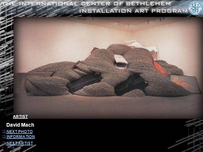 ARTIST Christian Boltanski  BACK BACK  NEXT ARTISTNEXT ARTIST