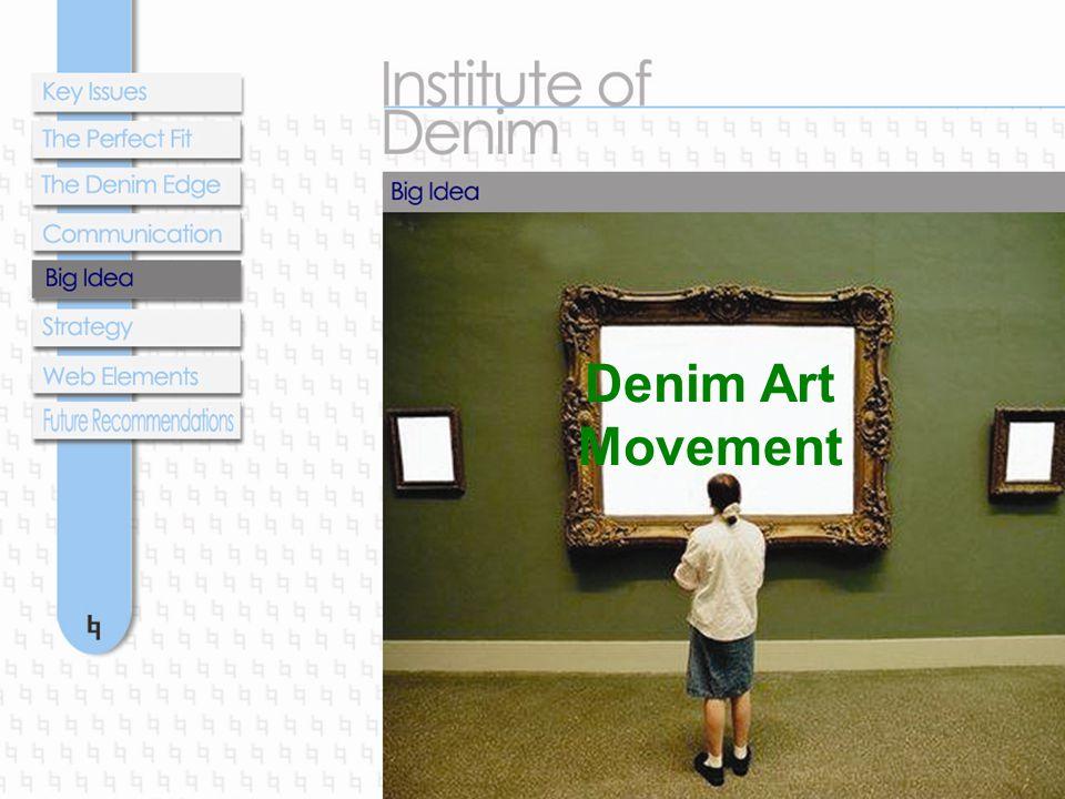 Denim Art Movement