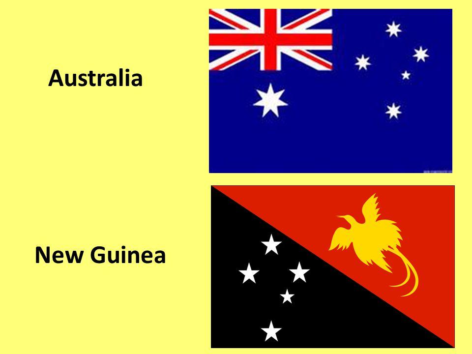 Australia New Guinea