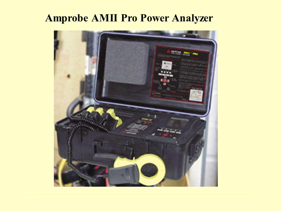 Amprobe AMII Pro Power Analyzer