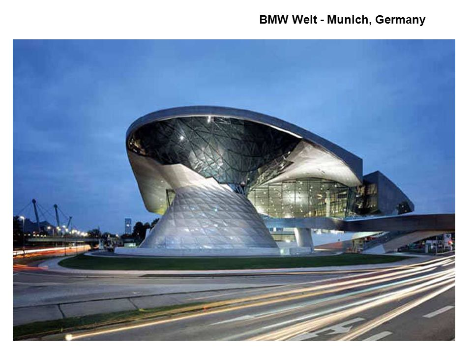 BMW Welt - Munich, Germany