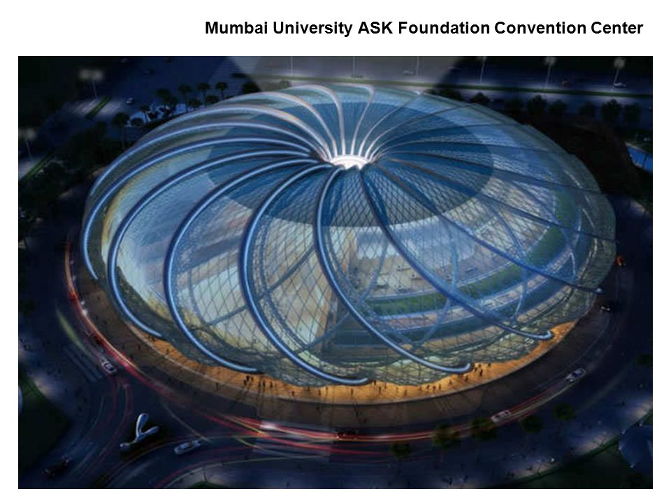 Mumbai University ASK Foundation Convention Center