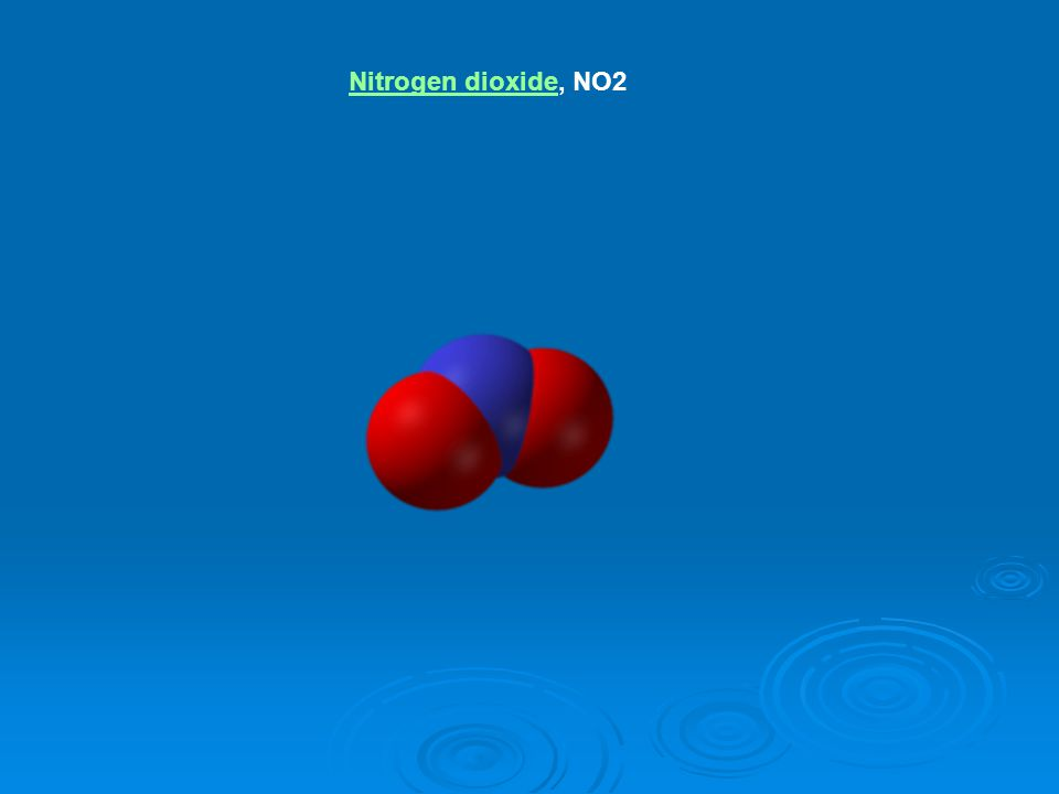 Nitrogen dioxideNitrogen dioxide, NO2