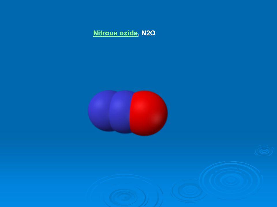Nitrous oxideNitrous oxide, N2O