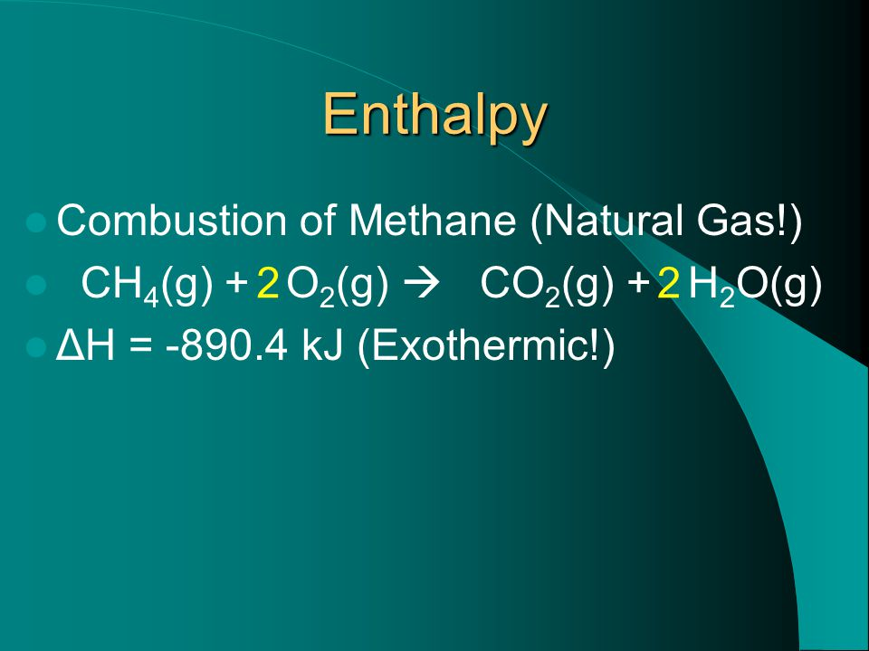 Hess's Law A series of reactions can be added together to find their overall enthalpy.