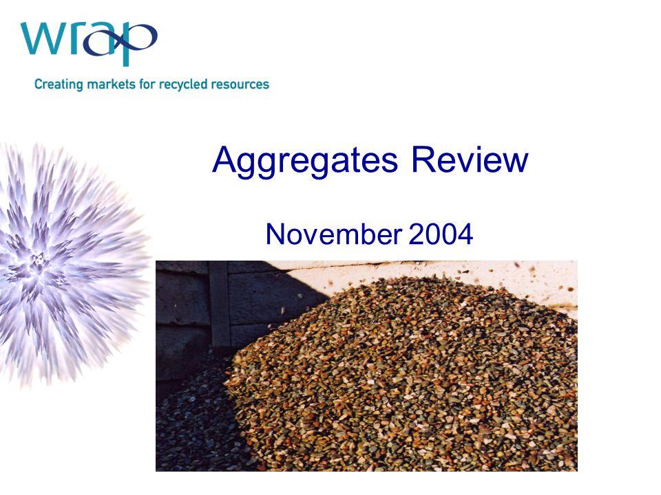 Aggregates Review November 2004