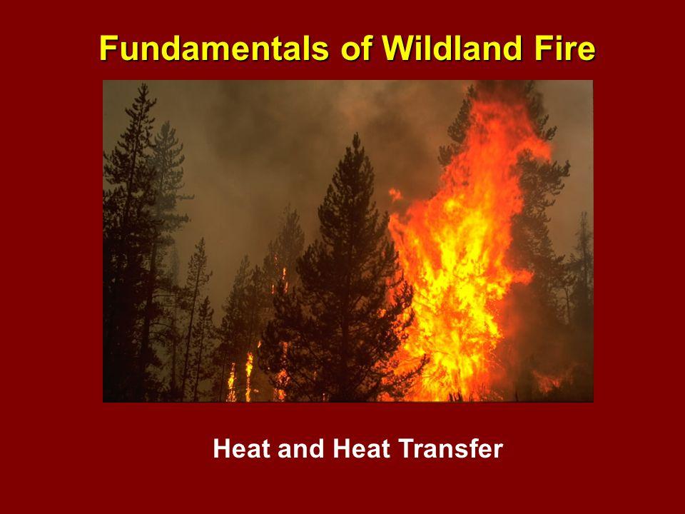 Fundamentals of Wildland Fire Heat and Heat Transfer