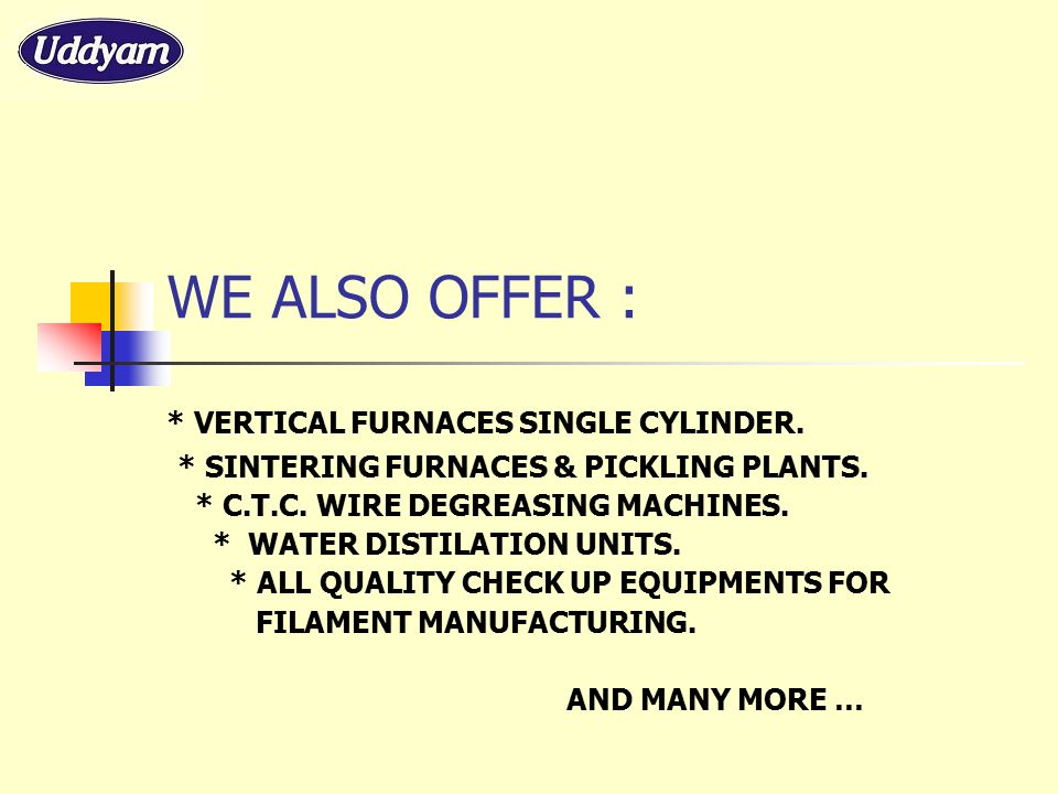 FOR FURTHER DETAILS PLEASE CONTACT :- E-mail : contactus@hitech-uddyam.com DIAL : 0731-2421421 FAX : 0731-2420563