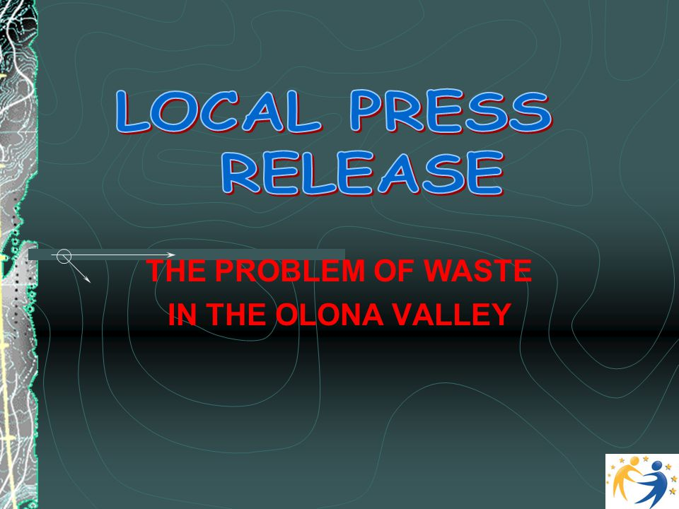 THE PROBLEM OF WASTE IN THE OLONA VALLEY