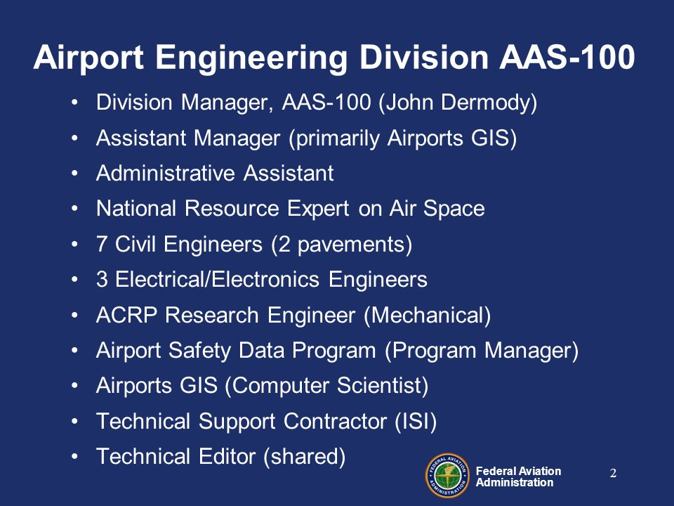 Federal Aviation Administration 33 Engineering Briefs (EB) Interim FAA guidance is provided in Engineering Briefs.