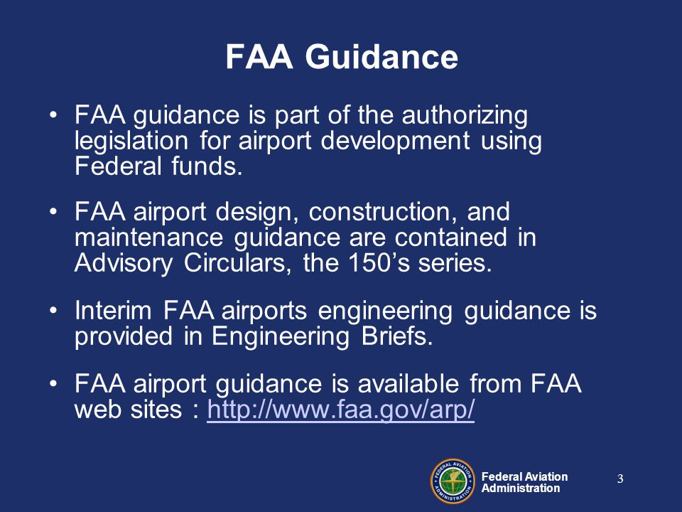 Federal Aviation Administration 34 http://www.faa.gov/airports/engineering/engineering_briefs/