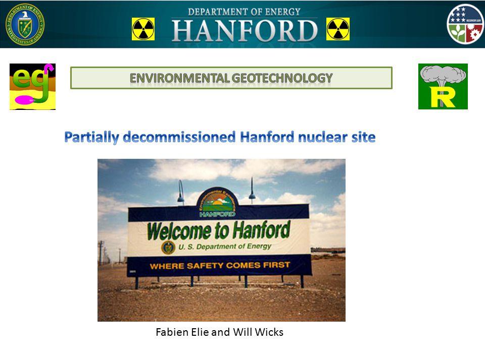 1943 : Established as a plutonium production site.