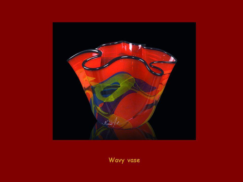 Wavy Fantasia Vase