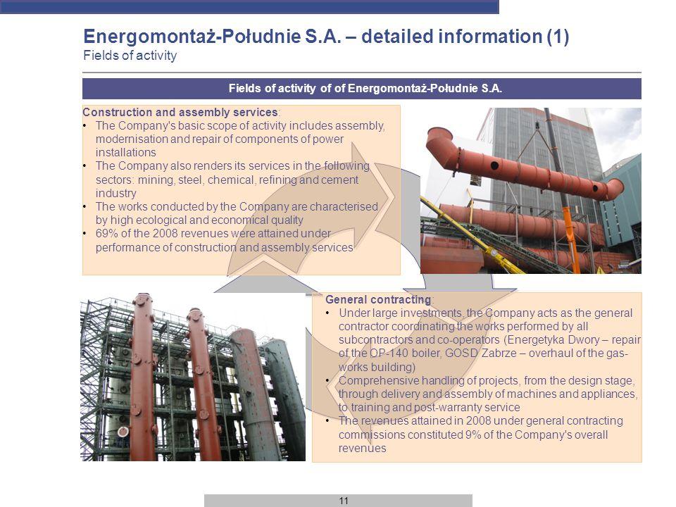 11 Energomontaż-Południe S.A.