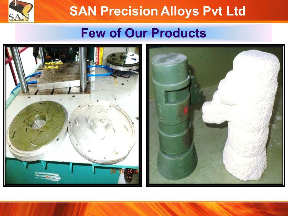 SAN Precision Alloys Pvt Ltd Testing facilities Spectro Analyzer Universal Testing Machine
