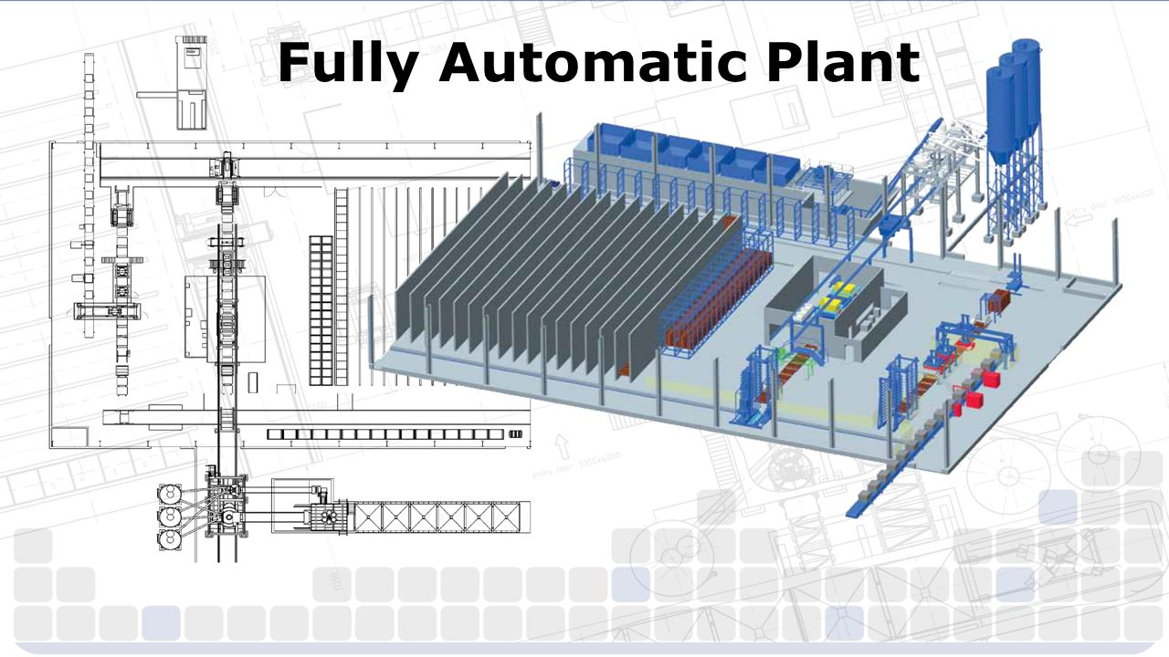 Fully Automatic Plant