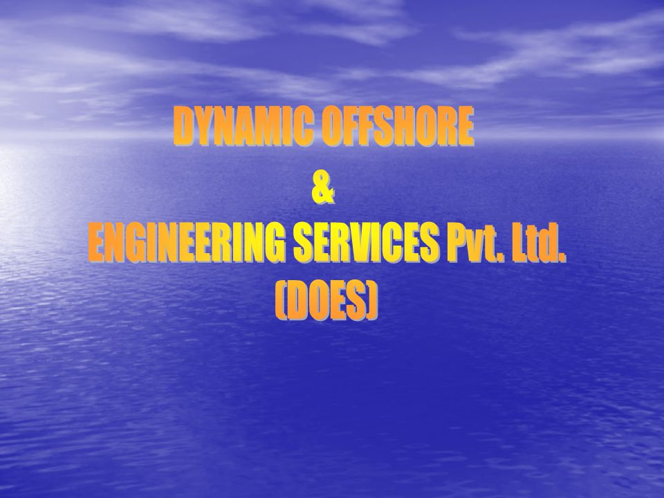 THIRD PARTY INSPECTION AGENCIES DOES have executed projects under the following internationally renowned third-party inspection agencies  EIL - Engineers India Limited  DNV - Det Norske Veritas  LLOYDS - Lloyd Register of Shipping  PDIL - Project Development of India  GL - Germanischer Lloyd Industrial Services  BV - Bureau Veritas.
