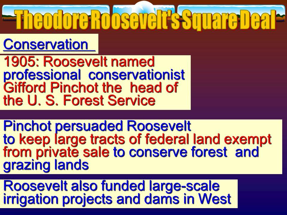 Conservation Naturalist John Muir......