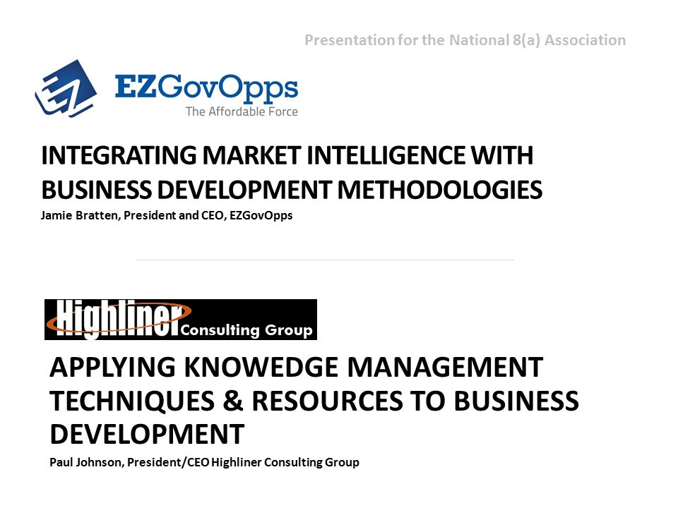 COORDINATING AND FORMALIZING BUSINESS INTELLIGENCE Companies typically pay considerable membership fees for business intelligence tools, but most don't know how to get the full benefits of the system.