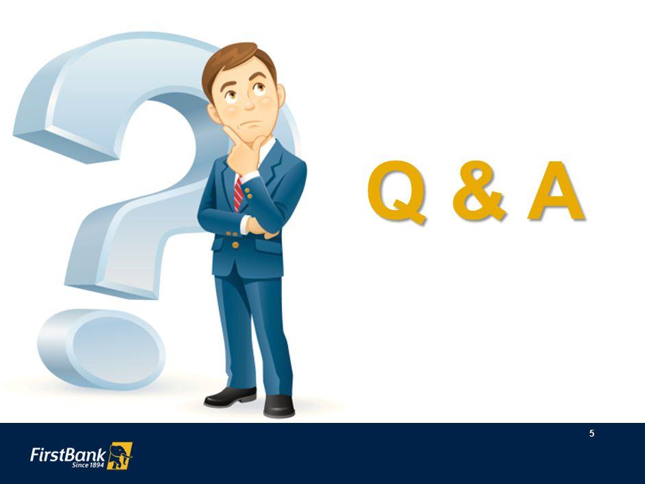 5 Q & A
