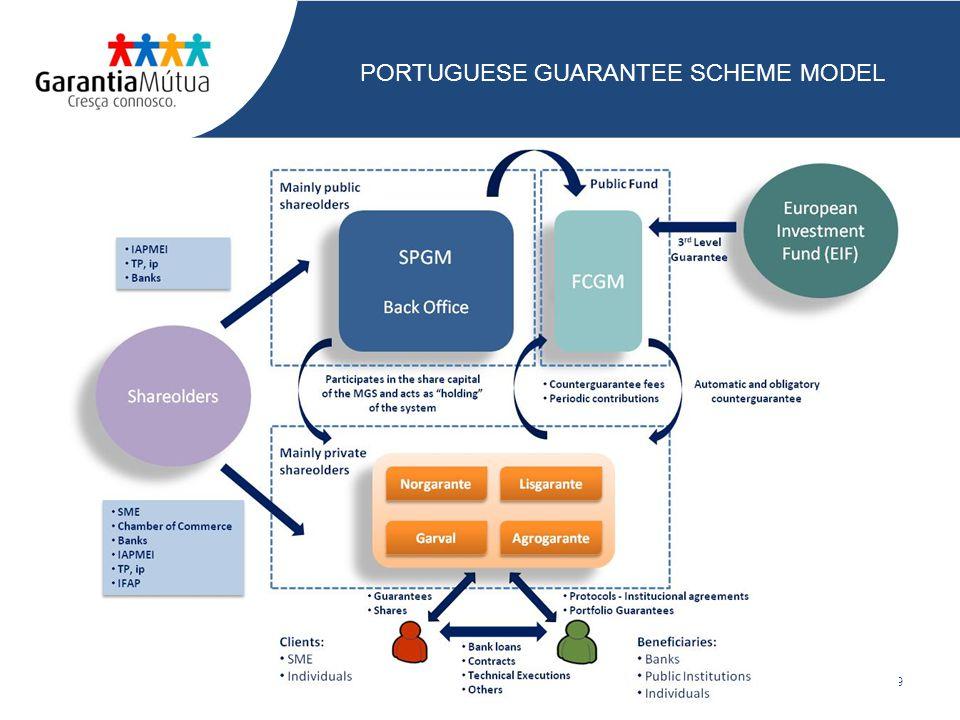 PORTUGUESE GUARANTEE SCHEME MODEL 9