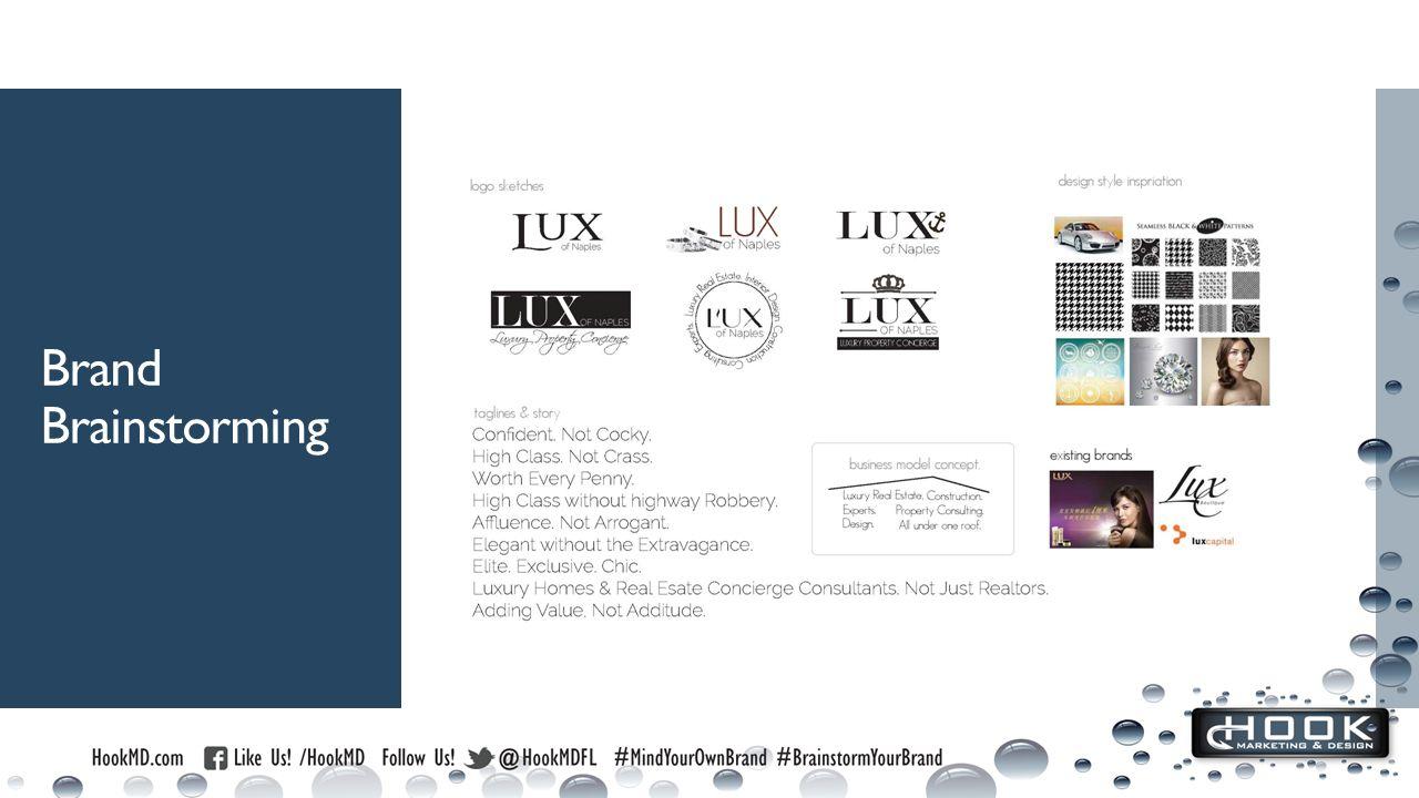 Brand Brainstorming